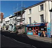 SO3014 : Nemo Fish Bar in Abergavenny by Jaggery