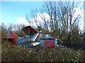 SU7773 : Fairey Gannet by Des Blenkinsopp