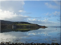 NM8312 : Loch na Cille by sylvia duckworth