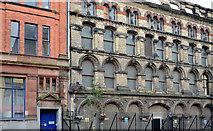 J3474 : Former Riddel's warehouse, Belfast - September 2013 by Albert Bridge