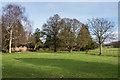SU8512 : The Wild Garden, West Dean Gardens by Ian Capper