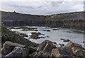 NT1787 : Goat Quarry by William Starkey