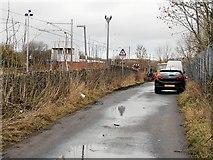 SD7908 : Warth Fold Road by David Dixon