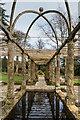 SU8612 : The Pergola, West Dean Gardens by Ian Capper