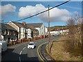SO1107 : Brynteg Crescent, Rhymney by Robin Drayton