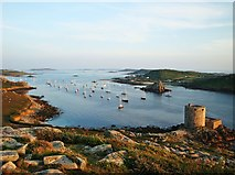 SV8815 : Hangman Island and New Grimsby Sound by Graham Loveland