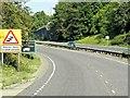 TL8465 : Eastbound A14, Bury St Edmunds by David Dixon