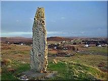 NG2547 : The Duirinish Stone by Richard Dorrell