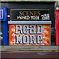 J3374 : Decorated shutter, Belfast by Rossographer