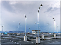 NT2677 : Multi-storey car park by William Starkey