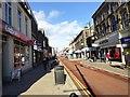 NZ2129 : View north along Newgate Street, Bishop Auckland by Robert Graham