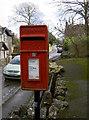 ST5655 : Box on a stick by Neil Owen