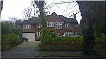 SJ7886 : House on Planetree Road, Hale by Steven Haslington