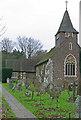 TQ2250 : Buckland Church by Wayland Smith