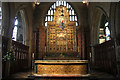 SK9136 : St.Wulfrum's chancel by Richard Croft