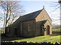 NY8056 : Wesleyan Chapel near Hollybush by Les Hull