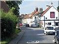 TM0433 : Stratford St Mary, The Street by David Dixon