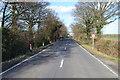 TQ7143 : B2162 towards Gafford's Bridge by Julian P Guffogg