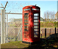 "D4500 : ""K6"" telephone box, Islandmagee by Albert Bridge"