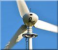 J4699 : Wind turbine, Islandmagee - February 2014(2) by Albert Bridge