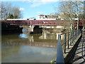 ST7464 : Stanier Bridge - Bath by Chris Allen