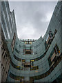 TQ2881 : BBC, Portland Place, London W1 by Christine Matthews