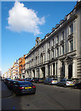 TQ2881 : 1 Wimpole Street by Julian Osley