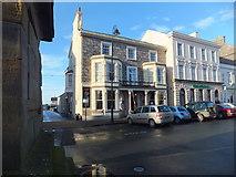 SC2667 : George Hotel, Castletown by Richard Hoare