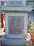 TM2373 : Roll of Honour by Keith Evans