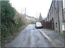 SE0726 : Greenroyd Lane - Brackenbed Lane by Betty Longbottom