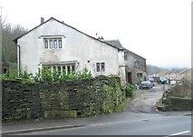 SE0726 : Brackenbed Farm - Brackenbed Lane by Betty Longbottom