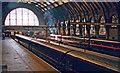 TQ3083 : King's Cross Station, interior 1999 by Ben Brooksbank