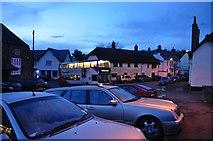 SS9502 : Silverton : Village Centre by Lewis Clarke