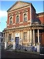 TQ3266 : Baptist church, Whitehorse Road, Croydon by Christopher Hilton