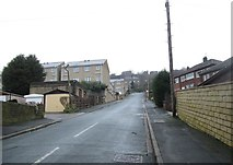 SE0726 : Dyer Lane - Hebble Lane by Betty Longbottom