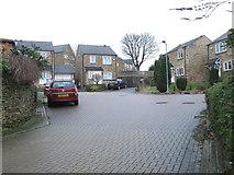 SE0726 : Field View - Bracewell Drive by Betty Longbottom