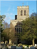 SP7006 : Western end of St Mary's, Thame by Rob Farrow