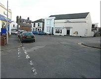 TR3751 : Premises along North Barrack Road by John Baker