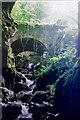SO2212 : Tributary of Afon Clydach by Stephen Tyrrell