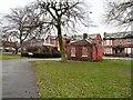 SJ8995 : Debdale Park Lodges by Gerald England