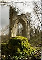 TL0283 : Lilford Park Folly by John Pilkington