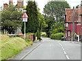 TL8045 : Cavendish, Stour Street (A1092) by David Dixon