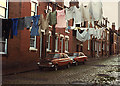 SE2834 : 28 and 26 Kelsall Road, Burley, Leeds, 1981 by William Starkey