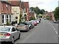 TL8046 : Cavendish High Street by David Dixon