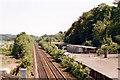 NY9863 : Westward from Corbridge, 1988 by Ben Brooksbank