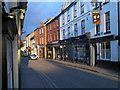 SO2956 : High Street, Kington by Trevor Littlewood
