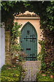TR3752 : Door to 120A High Street by Ian Capper