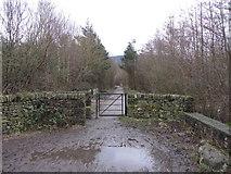 SK0598 : Longdendale Trail at Torside by Gareth James