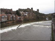 NZ2742 : River Wear in Durham by Gareth James