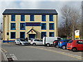 SO0002 : Aberdare RUFC clubhouse by Jaggery